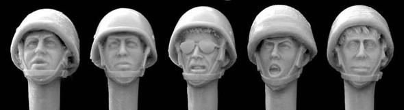 Israeli inf. helmet1980s