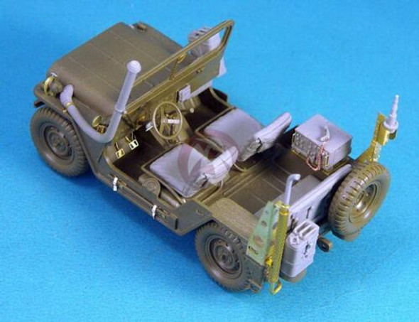 M151A1 Detailing set