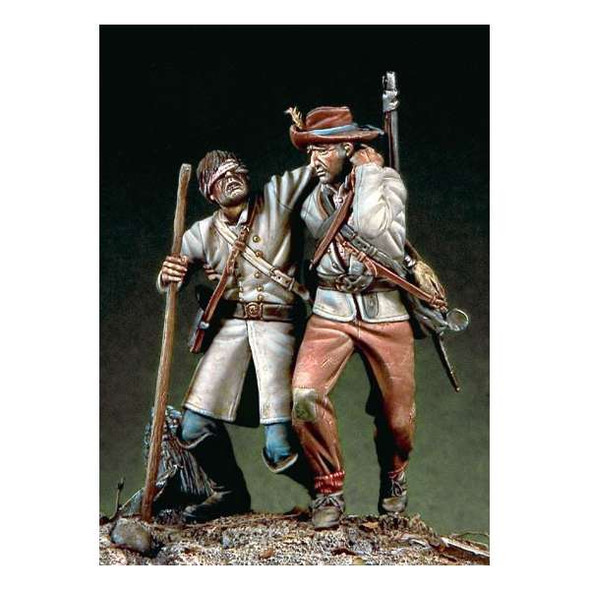 CSA Infantry and Private, 1861-65