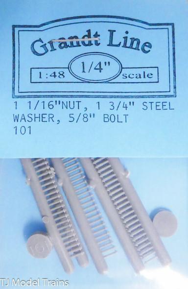Bolt washer