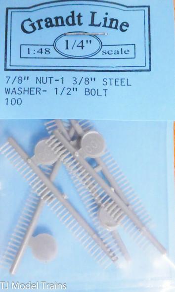Washer bolt