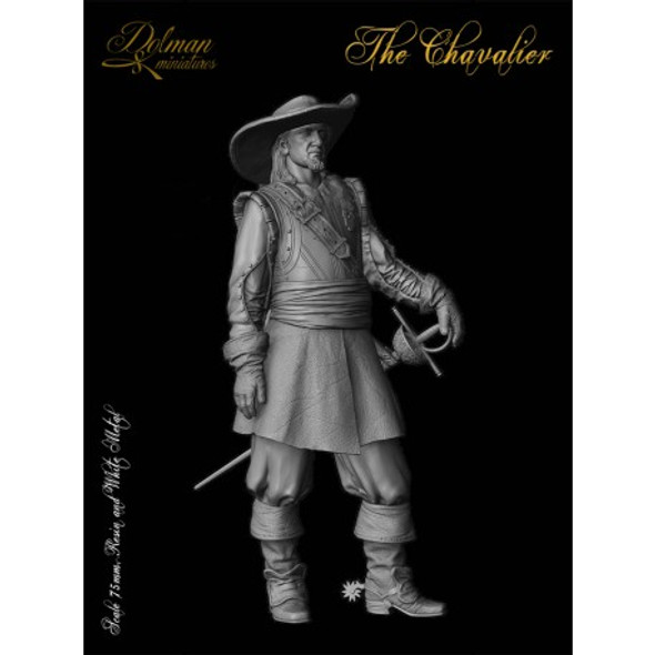 The Chavalier,75mm