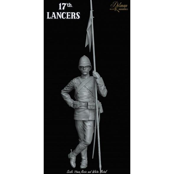 17th Lancer,75mm