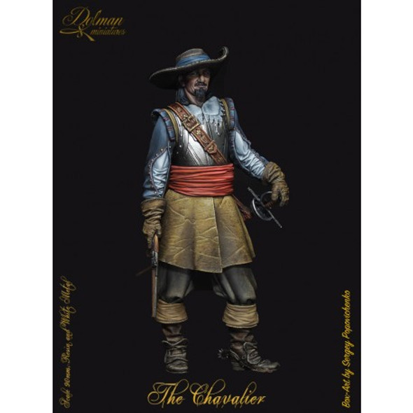 The Chavalier,90mm
