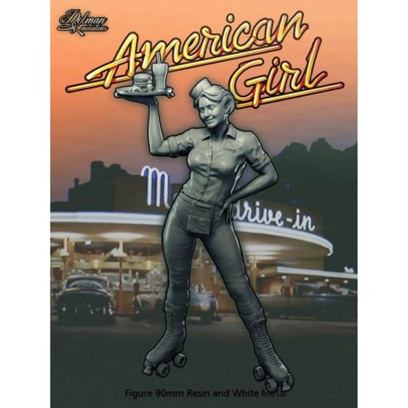 American Girl,90mm