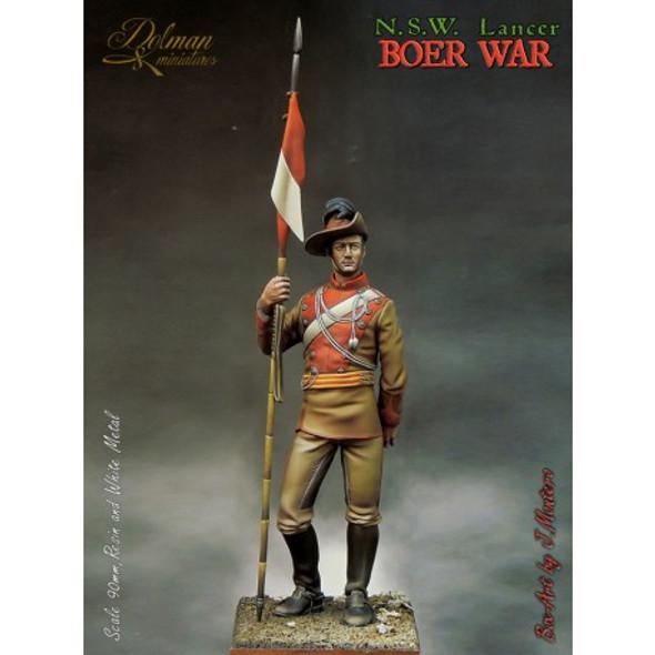 NSW.Lancer Boer War,90mm