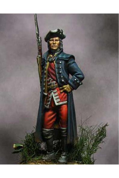 Grenadier officer Culloden 1746
