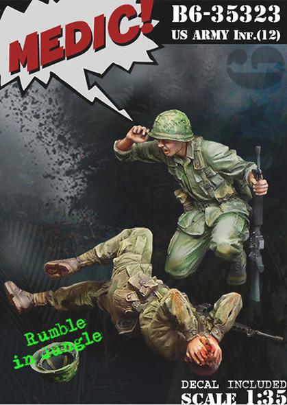 "US Inf (12) ""Medic!"""