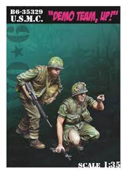 "USMC ""Demo Team, Up!"