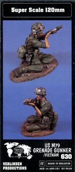 US M79 Grenade gunner Vietnam