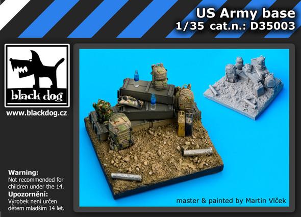 US Army Iraq base