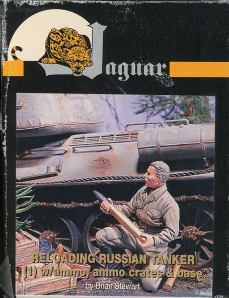 Reloading Russian Tanker