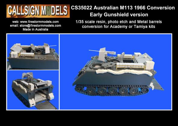 Australian M113 1966 Conversion