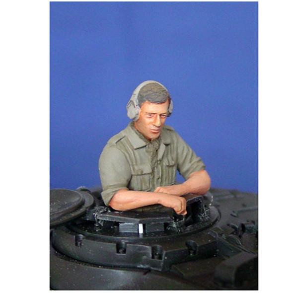 Australian Tank Commander Vietnam