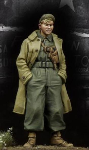 U.S. tank crewman