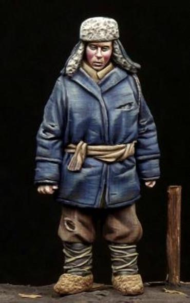 Boy WWII