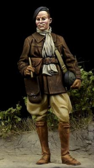 French Tank Crewman WW II