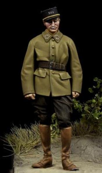 French NCO WW II