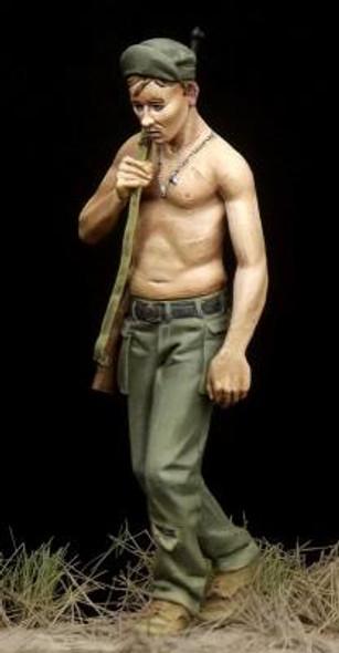 US Marine Corps soldier#1 WW II