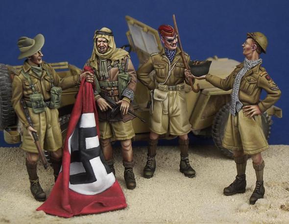 'Spoils of War' WW II