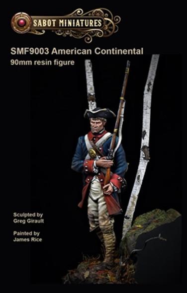 Continental Soldier American Revolutionary War