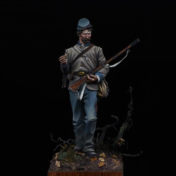 Confederate Soldier - American Civil War
