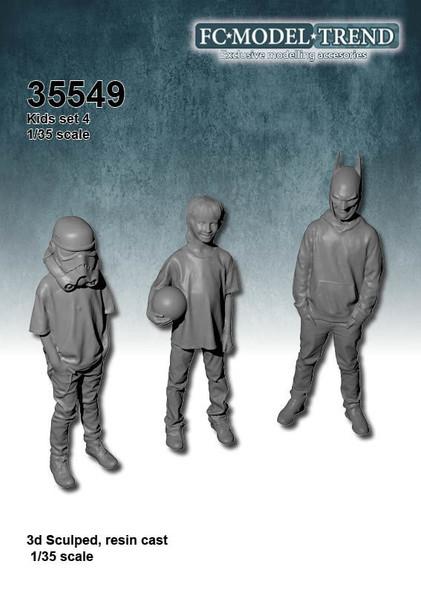 Kids, set 4