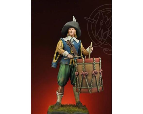Drummer, Rocroi 1643