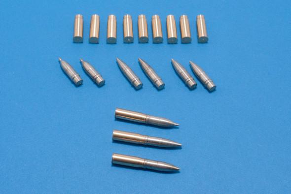 "Ammo 7.5cm KwK 37 & StuK 37 L / 24 PzKpfw IV (ausf. A, C, D, E, F) & PzKpfW III (ausf. N) & SdKfz. 233 & SdKfz. 234/3 ""Stummel"""