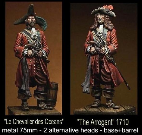 The Arrogant 1710 Le Chevalier des Oceans