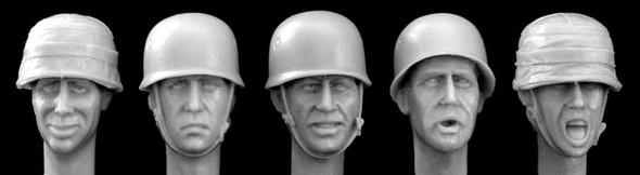 German Sidecaps various