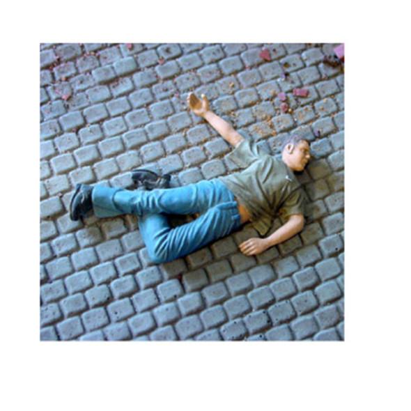 Dead Protestor