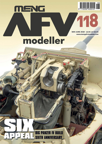 AFV Modeller 118
