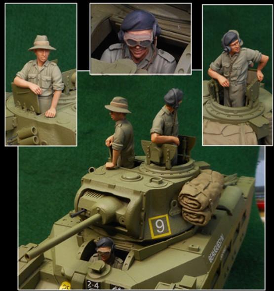 Australian matilda tank crew #1