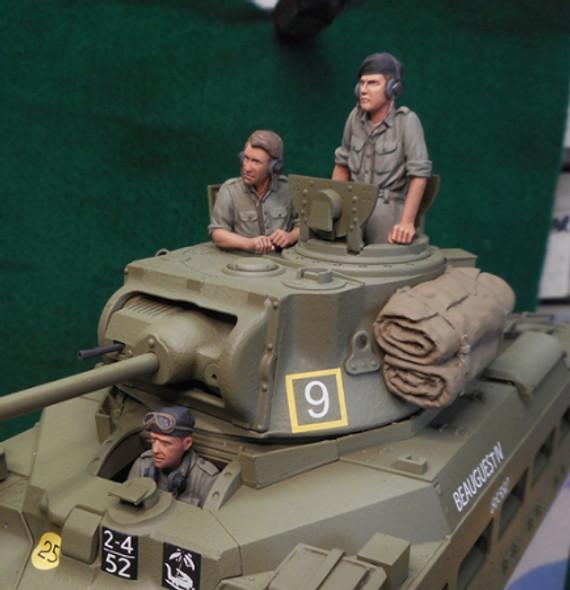Australian matilda tank crew #2