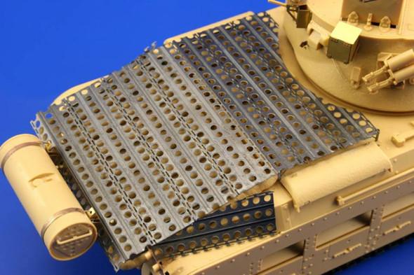 Matilda Marsden Mat (PSP) rear deck