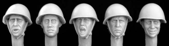Soviet WW2 helmet