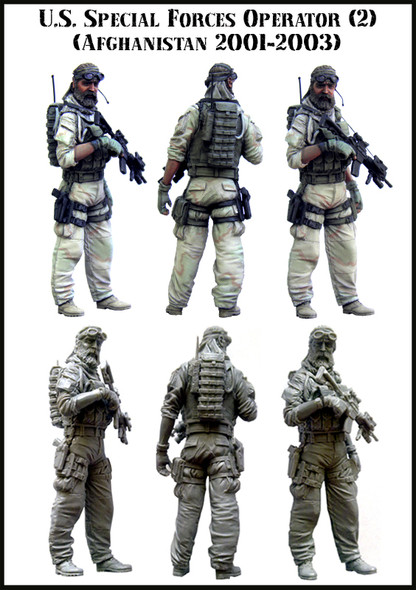 U.S.Special Forces Operator
