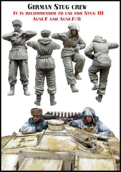 German Stug Crew (2)