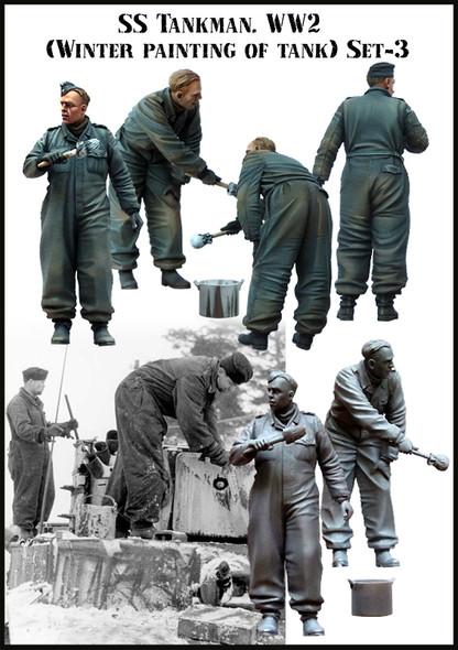 German Tankers Painting (2)