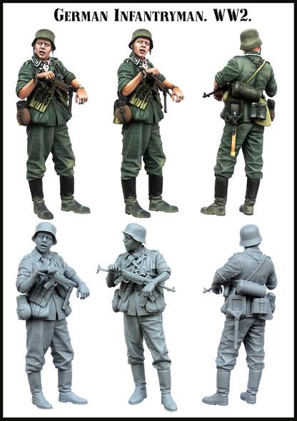 German Infantryman #1