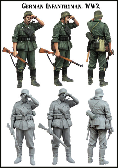 German Infantryman #2