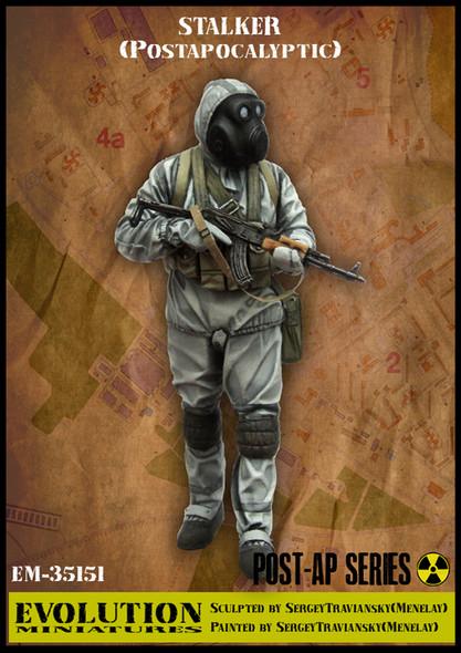 Stalker on Patrol (post apoc)