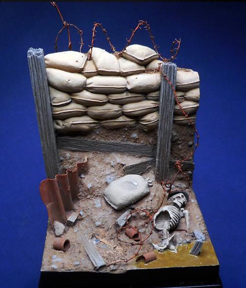 WW1 Trench base