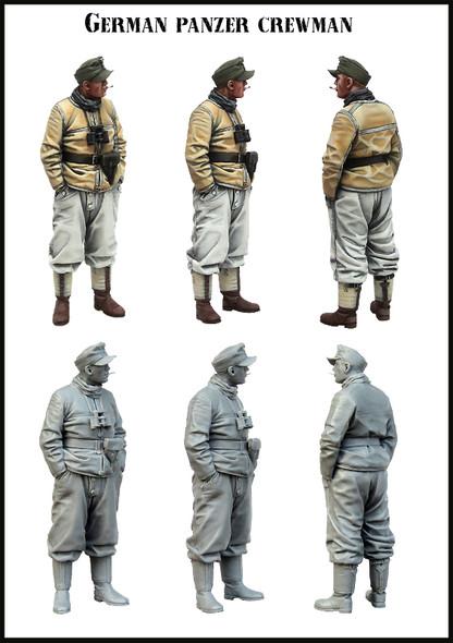 German Pz Crewman #2