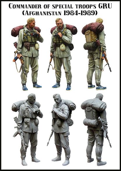 Commander Special Troops Afghanistan