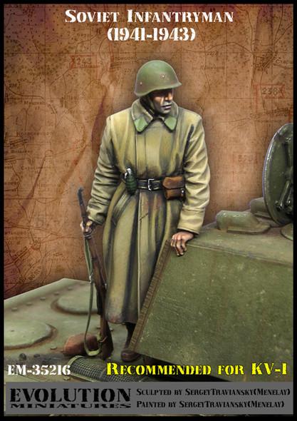Soviet Infantryman #3 ( 1941-45 )