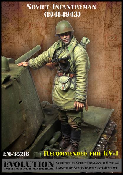 Soviet Infantryman #5 ( 1941-45 )
