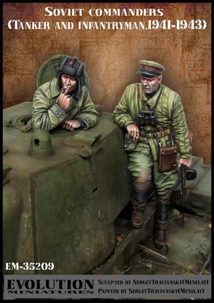 Soviet commanders