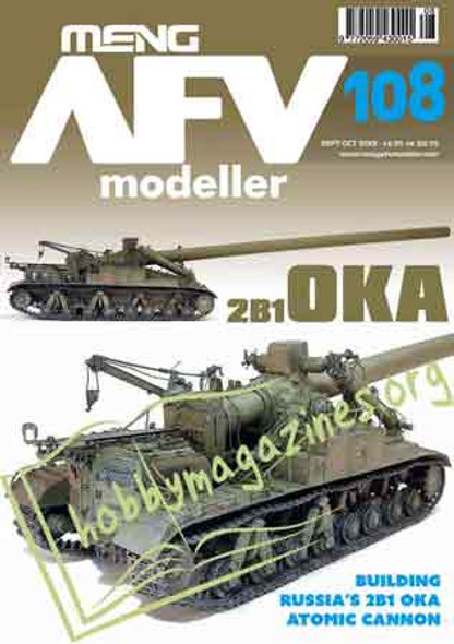 AFV Modeller 108